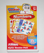 Alphie Numbers Booster Pack Educational Game Ages 3+ NEW Christmas Homeschool