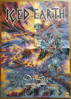 ⭐⭐⭐⭐ ICED EARTH ⭐⭐⭐⭐1 PROMO  Poster  ⭐⭐⭐⭐42 cm x 59 cm ⭐⭐⭐⭐⭐
