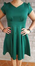 Emerald Green Awear Swing dress