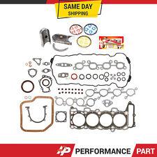 Fits Engine Re-Rings Kit Nissan 2.0 SR20DE 91-94