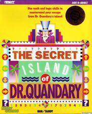 THE SECRET ISLAND OF DR. QUANDARY +1Clk Windows 10 8 7 Vista XP Install