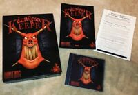 Dungeon Keeper - Jeu PC Windows 95 - MS DOS - Big Box - Complet Version FR