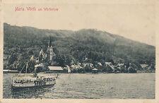 AK aus Maria Wörth am Wörthersee, Kärnten    (D24)