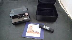 Polaroid Spectra System SE Instant Film Kamera W / Hülle