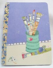Madison Park Paintbrushes Journal - 96 Pages