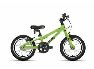 Frog Bikes Frog 40 Hybrid Bike 3-4 Yrs Green