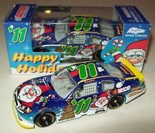 Sam Bass 2011 Christmas Holiday Car Santa #11 NASCAR Diecast