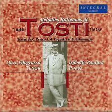 TOSTI  musique italienne  FILOGRASSO - POULAIN
