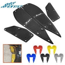 Motorcycle Aluminum Footrest Pedal For Yamaha XMAX 300 X-MAX 250 300 2017 2018