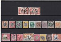 British Empire Commonwealth Stamps Ref 14687