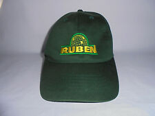Ruben Embroidered Adjustable Hat