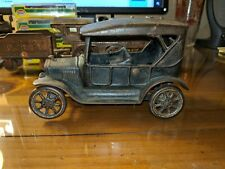 Arcade Cast Iron 1920's Ford Model T Touring Car