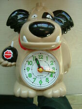 PAZZE Barking Mad Dog Novità Sveglia abbaiare AMICO Regalo Di Compleanno