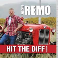 Ritchie Remo Hit The Diff CD (Irish Country) bonus Hit the Diff Dance Version