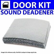 Heat & Sound Deadener Fits Ford Truck 1987 - 1996 F150 2 Door Kit 4512Cm2 rod