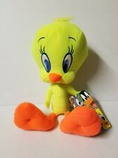 "14"" Neon Yellow Tweety Bird Plush - Brand New With Tags"