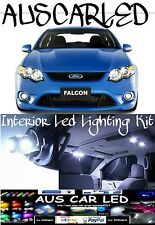 Ford falcon fg PREMIUM interior led package +PARKER + PLATE + REVERSE 15pcs