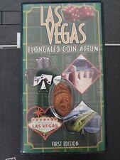 Las Vegas Elongated Coin Album