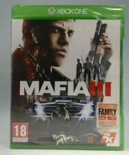 Mafia III (Microsoft Xbox One, 2016) Universal Europe Version with extra stuff
