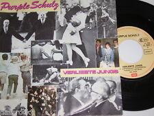 "7"" - Purple Schulz / Verliebte Jungs - MINT 1984 # 3387"