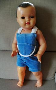 Poupée Poupon Celluloïd Baby  Convert 60  cm  ancien