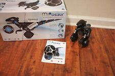 GestureSense Robot WowWee MiPosaur Black Technology New Controlled Toy New
