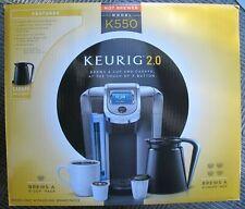 Keurig 2.0 K550 Coffee Brewing System Carafe Included