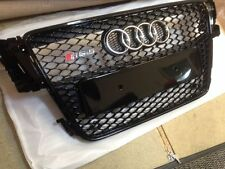 Audi RS5 Grill A5 pour RS5 S5, RS5 FRONT GRILL CALANDRE quattro UK Stock BC