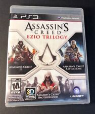 Assassin's Creed Ezio Trilogy (PS3) USED