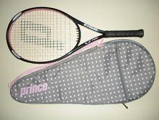 "Prince O3 pink LTD OS 118 Tennis Schläger 4 1/4 27.5"""