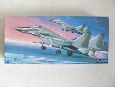 Fujimi 1/72 G-18 MIKOYAN MiG 29