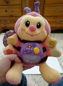 Vtech Touch And Learn Musical 12 inch Bee (Tested)