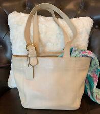 Vintage Coach #4157 Medium Legacy Tote Bag/Shoulder Bag~ Adorable!