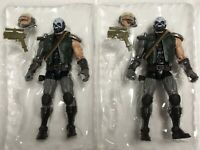 2-SET LOT Marvel Legends X-Men 2019 Caliban Skullbuster Figure NEW LOOSE