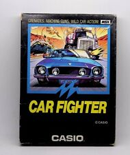 CAR FIGHTER CASIO MSX