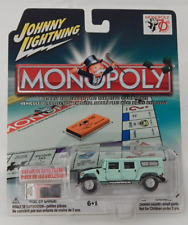 Johnny Lightning Monopoly '00 Hummer H1 Luxury Tax 70th Anniversary