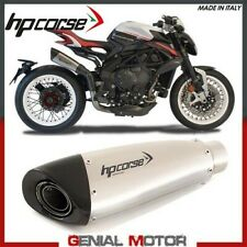 Exhaust Hp Corse No LinkPipe S Mv Agusta Dragster Rr 800 2018 > 2019