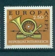 EUROPA CEPT - AUSTRIA 1973 Posthorn