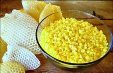 100G - 5KG Yellow Beeswax Pellets 100% Pure Natural Organic Bee Wax Industrial