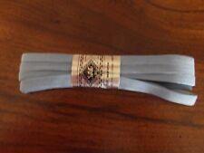 RUBAN TRESSE lacet bleu lavande1,00X10MM☺RUBBON