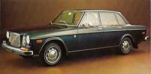 Volvo 164 models, COPPER BRAKE PIPE KIT, NEW