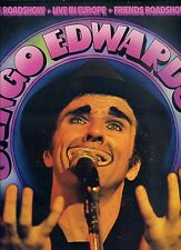 JANGO EDWARDS friends roadshow LIVE IN EUROPE holland 1981 EX LP GATEFOLDSLEEVE