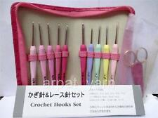 1mm-4mm ETIMO ROSE Tulip Lace Set 10 Crochet hooks Special edition