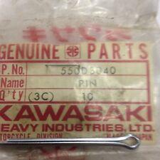 Kawasaki Cotter Pin 3.0x40 550D3040 NOS