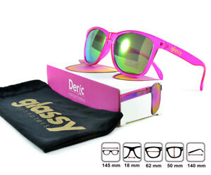 Glassy Sunhaters Sonnenbrille Sunglasses Deric Pink Cancer Haters Mike Mo