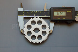 "Atlas 618 Craftman 101 6"" Lathe Change Gear M6-101-56 56 tooth Nylon 100%, new"