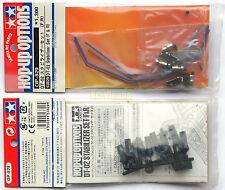 "Tamiya DT-02 Tuning Stabilizer Set (F&R) (Stabi-Set) ""NEW"" 53829"