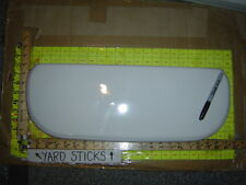 Orion Toilet tank lid cover top, 175, bottom is 21.5 x 8 made 2004 WHITE