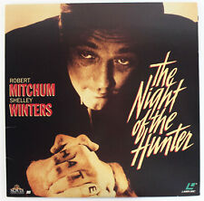 Night of the Hunter, 1955 Crime Drama - Laserdisc