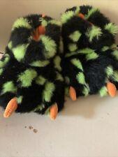 Chicos Monster Pies Zapatillas Tamaño 10 John Lewis